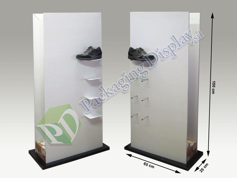 ET039 - Espositore per scarpe