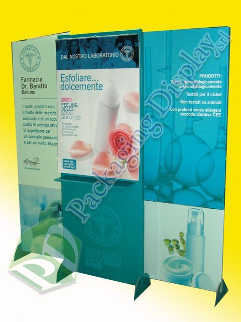 IV07 Cartello Vetrina Farmacisti Preparatori