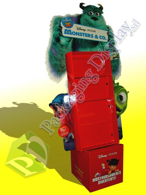 ET059 Disney Pixar Monsters & Co
