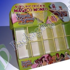 BA003 Yoyo Doc Croc e il Magico Mondo Simsala Grimm
