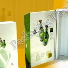 BA044 Couvette San Pellegrino Velcro