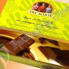 BA058 Tre Marie Uovo Cioccolato