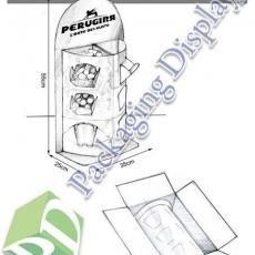 D3D030 Expo da banco Perugina