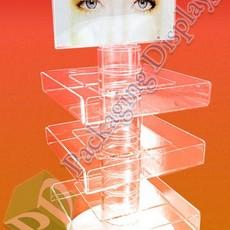ED 51 - Espositore girevole in plexiglass