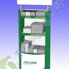D3D084 Expo Giuliani a scaffale 2